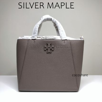 Tory Burch ショルダーバッグ・ポシェット 即発★TORY BURCH★MCGRAW SMALL CARRYALL 2WAY(6)