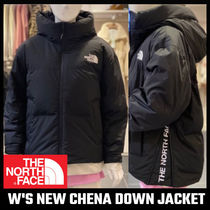 【THE NORTH FACE】W'S NEW CHENA DOWN JACKET