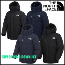 【THE NORTH FACE 】新作★EXPLORING 3 DOWN JKT★