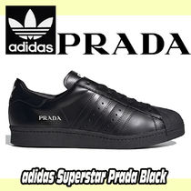 adidas x Prada  Superstar  Black