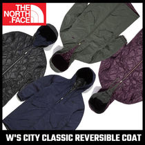 【THE NORTH FACE】W'S CITY CLASSIC REVERSIBLE COAT
