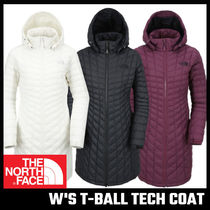 【THE NORTH FACE】W'S T-BALL TECH COAT