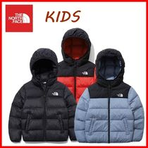 ★THE NORTH FACE★K'S COLOR T-BALL NUPTSE EX HOODIE★人気★