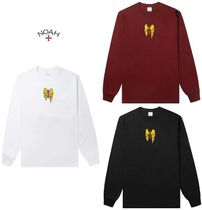 NOAH(ノア) Tシャツ・カットソー NY発☆NOAH☆Heaven Sent Long Sleeve Tee Tシャツ
