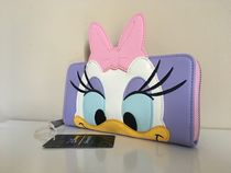 DISNEY  Daisy Duck Wallet by Loungefly 即発送