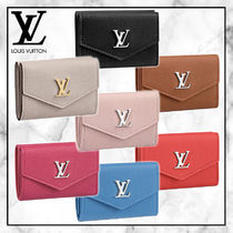 ◆Louis Vuitton 20SS 最新◆LOCKMINI WALLET折り畳み財布◆7色