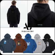 [Andersson Bell] 韓国人気★UNISEX FILM ARCHIVE 20FW HOODIE