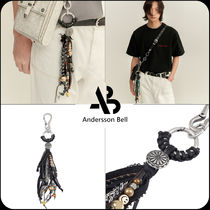 [ANDERSSON BELL] 韓国大人気★EOLITHIC LEATHER RING KEY CHAIN