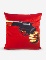 SELETTI Revolver cushion cover 50cm x 50cm クッションカバー