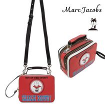 ★Marc Jacobs★Peanuts Edition The Mini box バッグ/Red