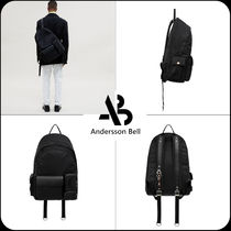 [ANDERSSON BELL]★UNISEX LEICESTER BACKPACK