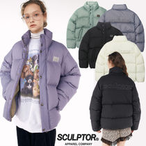 ★SCULPTOR★日本未入荷 韓国 100 Middle Oversized Puffer Down