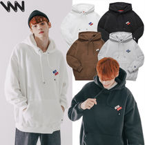 ★WV PROJECT★日本未入荷 韓国 裏起毛フーディ Tie-hold hoodie