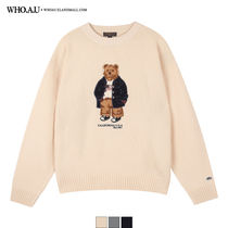 【WHO.A.U】20fw Steve Heritage Sweater ニット 3色