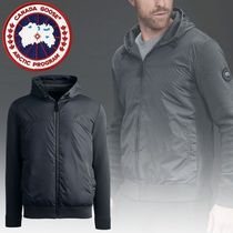 【CANADA GOOSE】WINDBRIDGE フーディ Black Label★Deep Ocean