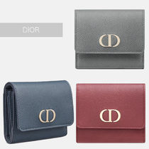 直営店買付 DIOR 30 MONTAIGNE LOTUS WALLET