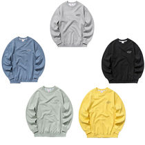 ★MAHAGRID★OVAL LOGO SWEATSHIRT(5COLOR)
