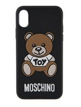 [MOSCHINO]TEDDY BEAR COVER FOR IPHONE11PRO MAX