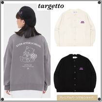 日本未入荷TARGETTO SEOULのBALLOON SCALLOP CARDIGAN 全3色