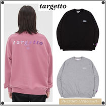 日本未入荷TARGETTO SEOULのGRADATION LOGO SWEAT SHIRT 全3色