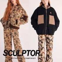 ★SCULPTOR★Furry Friends Carpet Pants