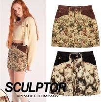 ★SCULPTOR★ Furry Friends Carpet Skirt