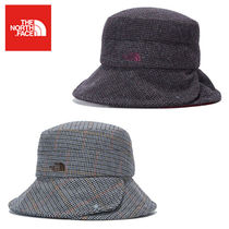 ★THE NORTH FACE★大人気 バケットハット W CHECK T-BALL HAT