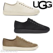 【UGG】PISMO LOW SNEAKER ロゴ入り スニーカー