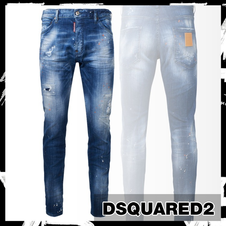 DSQUARED2◆セール Orange Country Cool Guy Jeans (D SQUARED2/デニム・ジーパン) 59025444