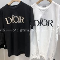 "【Dior】20/21AW新作 ""DIOR AND JUDY BLAME"" Tシャツ (各色)"
