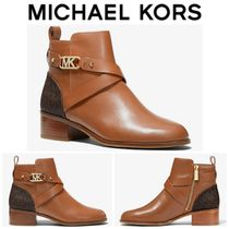 【Michael Kors】●日本未入荷●Kincaid Leather Ankle Boot
