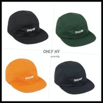 ONLY NY*Logo5 キャップ*Black*Green*Orange*Navy*送料込
