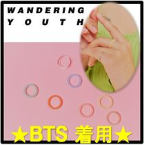 ★BTS 着用★WANDERINGYOUTH★Formica Ring★リング★人気