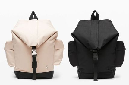 lululemon 封筒にインスパイア♪ Fill your Day Backpack 30L