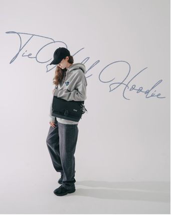 WV PROJECT パーカー・フーディ WV PROJECTのTie-hold hoodie 全4色(2)