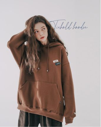 WV PROJECT パーカー・フーディ WV PROJECTのTie-hold hoodie 全4色(9)