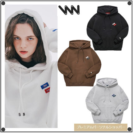 WV PROJECT パーカー・フーディ WV PROJECTのTie-hold hoodie 全4色