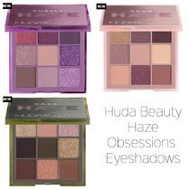 Huda Beauty★Haze Obsessions Eyeshadow Palette