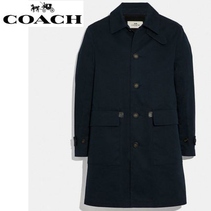 COACH Mac Commuter Jacket