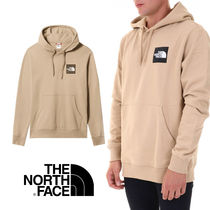 大人気!The North Face Hoodie Blackbox logo NF0A4SYY--H7E