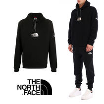 大人気!The North Face Sweatshirt Logo Black NF0A3XY3--JK31