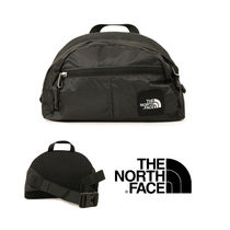 大人気! The North Face Black Nylon Belt Bag NF0A3KZ5--MN81