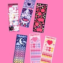 【Be on D】 Love Flavo Twinkle Seal Sticker 6SET