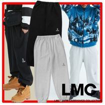 ★韓国の人気★【LMC】★SIGNATURE GLOBE SWEAT PANTS★パンツ★