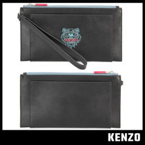 【KENZO ケンゾー】TIGER POUCH WALLET