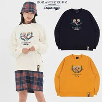 ROMANTIC CROWN★[CHUPA CHUPS X RMTCRW]CANDY SWEAT SHIRT