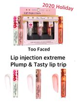 〈Too faced〉★2020ホリデー★ Lip injection lip trio set
