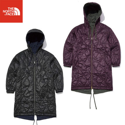 [THE NORTH FACE] NC3NL80 CITY CLASSIC REVERSIBLE COAT コート