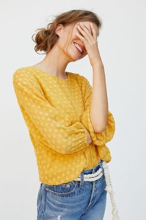 Anthropologie トップスその他 関税込み☆ Sunday in Brooklyn Sagres Textured Blouse(2)