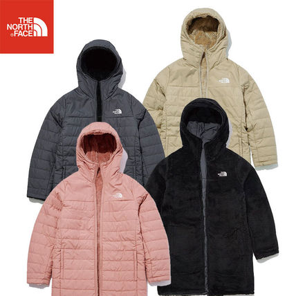 THE NORTH FACE NJ3NL81 W MOSSBUD INSULATED REVERSIBLE PARKA
